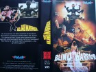 The Blind Warrior ... Harry Capri ...  Rebell  - VHS !!!