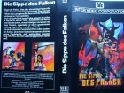 Die Sippe des Falken ...   Inter Video - VHS !!!