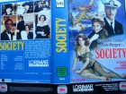 Society ,,,  Claudette Colbert ...  Taurus Video - VHS !!!