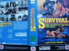 Survival ...  Dan Haggerty ...   Taurus Video - VHS !!!