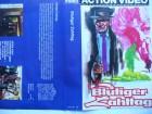 Blutiger Zahltag ...   Action Video - VHS !!!