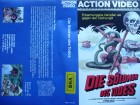 Die Söldner des Todes .. Laura Gemser ...Action Video - VHS