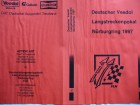 Deutscher Veedol Langstreckenpokal Nürburgring 1997