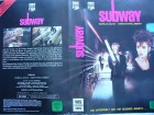 Subway ... Isabelle Adjani, Christopher Lambert .. CBS - VHS