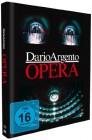 Dario Argento Opera - Mediabook (Blu Ray+DVD) - NEU/OVP