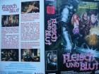 Fleisch und Blut ... Rutger Hauer ...    VCL - VHS !!!