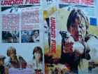 Under Fire ... Nick Nolte, Gene Hackman ...   VCL - VHS !!!