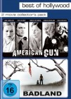 American Gun / Badland - Collectcor's Pack [2 DVDs] OVP