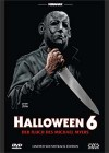 HALLOWEEN 6 - Cover B  Limited 111 Soundtrack Edition 2Disc