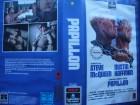 Papillon ... Steve McQueen, Dustin Hoffman