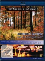 ADORABLE AUTUMN HERBSGEDICHT RELAX BLU RAY DISC OVP