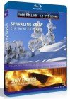 Sparkling Snow / Cosy Flames Blu Ray OVP