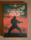 Revenge of the Ninja Sho Kosugi DVD NTSC