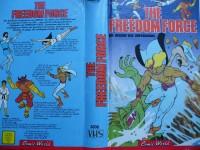The Freedom Force - Die Helden des Universums ..Comic  World