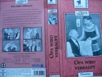 Ohnsorg Theater - Opa wird verkauft ...  Henry Vahl