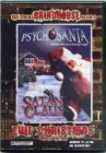 Psycho Santa /Satan Claus(Evil Christmas Double Feature)NEU
