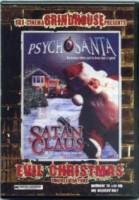 Evil Christmas Double Feature Psycho Santa /Satan Claus OVP