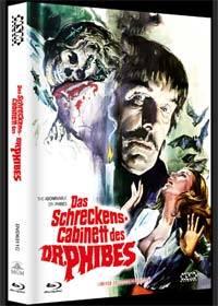 SCHRECKENSCABINETT DES DR. PHIBES, DAS  Cover C - Mediabook