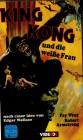 King Kong und die weiße Frau- VHS-Video