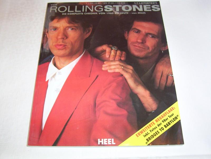 The Rolling Stones- Komplette Chronik von 1960 bis heute-
