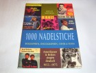 1000 Nadelstiche -244 Seiten-
