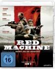 Red Machine - Hunt or be hunted Blu-ray