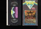 DIE RACHE DER GELBEN TIGER -  VPS Pappbox VHS !