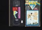 DAS SCHWERT DES GELBEN TIGERS -  VPS Pappbox VHS  !