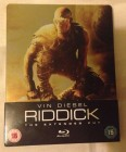Riddick - extreme limited STEELBOOK  - HMV excl.