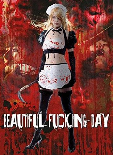 Beautiful Fucking Day - Limited Mediabook - Uncut Blu-ray