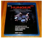 BLU-RAY HUNGER - Horror - DEUTSCH - FSK 18