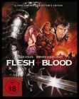 Flesh + Blood - DVD/BD Mediabook - Uncut - OVP