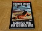 ORGASMO NERO III Schwarze Haut auf Sand  DVD Hartbox GROSS