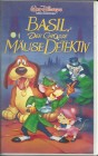 Basil der große MäuseDetektiv - Walt Disney - VHS