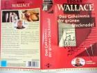 Edgar Wallace - Das Geheimnis der grünen Stecknadel . VHS !!