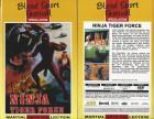 Ninja Tiger Force - gr Hartbox Z - Lim Ed - Uncut - Neu