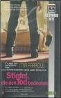Stiefel, die den Tod bedeuten - Mia Farrow - VHS