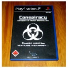 PS2 PLAYSTATION 2 - CONSPIRACY WEAPONS OF MASS DESTRUCTION -