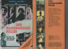 Der Rasiermesser-Killer - gr. Hartbox - Retro - Cover C