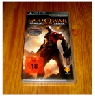 PSP - GOD OF WAR - GHOSTS OF SPARTA - KOMPLETT - USK 18