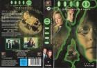 AKTE X 12 - DAS ENDE - kl. Cover - VHS