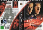 AKTE X : DER FILM - SPECIAL EDITION - kl. Cover - VHS