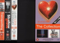 THE COLLECTION - 3xFilme PAPPBOX -A LIFELESS ORDINARY- VHS