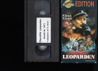 CHURCHILLS LEOPARDEN - Klaus Kinski - Papp Box - VHS