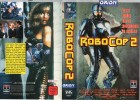 ROBOCOP 2 - ORION -  gr. Cover - VHS
