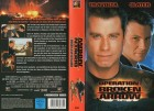 OPERATION : BROKEN ARROW - John Travolta -  gr. Cover - VHS