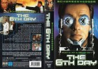 THE 6 TH DAY - Arnold Schwarzenegger  -  gr. Cover - VHS