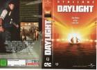 DAYLIGHT - Sylvester Stallone  -  gr. Cover - VHS