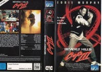 BEVERLY HILLS COP III  -  gr. Cover - VHS