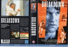 BREAKDOWN - Kurt Russell -  gr. Cover - VHS